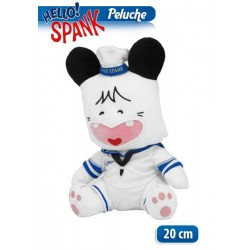 PELUCHES HELLO SPENK MARINAIO 20CM