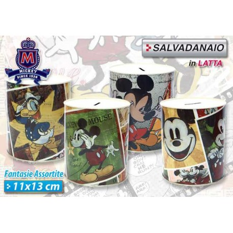 SALVADANAIO 11X13 MICKEY CLASSIC