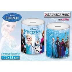 SALVADANAIO 11X13 FROZEN