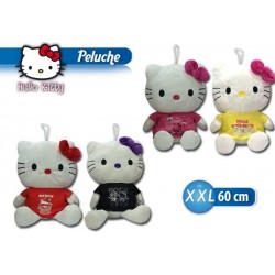 PELUCHE HELLO KITTY CM 60 - 29654