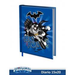 DIARIO SCUOLA BATMAN