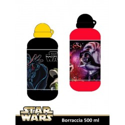 BORRACCIA ALLUMINIO 500 ML STAR WARS