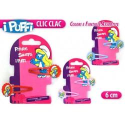 CLIC CLAC ONDULATO 2PZ. PUFFI PU5926