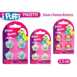 MINI PINZA FIORE 4 PZ. PUFFI PU5934