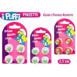 MINI PINZA CIRCOLARE 4 PZ. PUFFI PU5937
