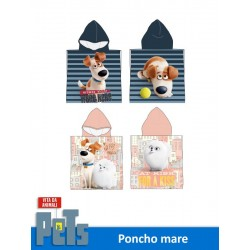 PONCHO MARE PETS **