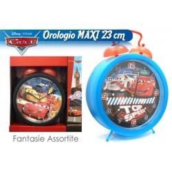 OROLOGIO CAMPANA 23 CM CARS