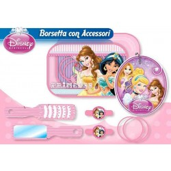 BORSA ACCESSORI CAPELLI PRINCESS