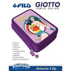 ASTUCCIO 3 ZIP ELIOS & GIOTTO