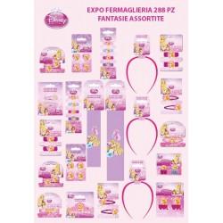 ESPOSITORE C FERMAGLI 288 PZ PRINCESS