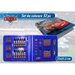 SET DISEGNO 52 PZ CARS 2173