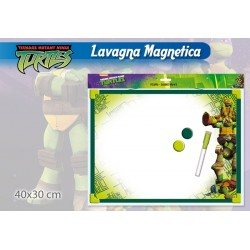 LAVAGNA MAGNETICA 40*30 TURTLES