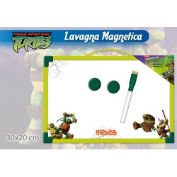 LAVAGNA MAGNETICA 20*30 TURTLES