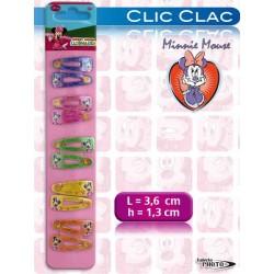 """CLIC CLAC MINNIE 5 COPPIE 3""""        NS"""