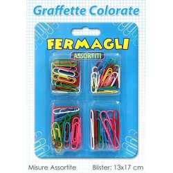 GRAFFETTE 85 PZ. COLORI ASS.   NS