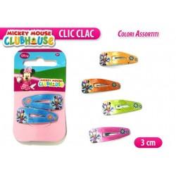"""CLIC CLAC MINNIE 1 COPPIA 3""""     NS"""