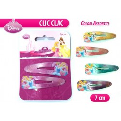 "CLIC CLAC PRINCESS 1 COPPIA 7""       NS"