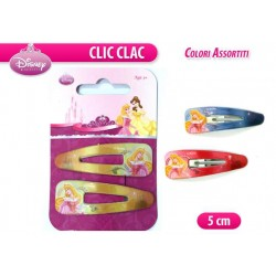 "CLIC CLAC PRINCESS 1 COPPIA 5""       NS"