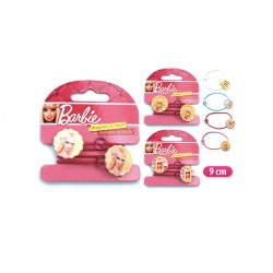 ELASTICI PER CAPELLI BARBIE 2 PZ     NS