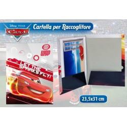 CARTELLINA A4 CARS