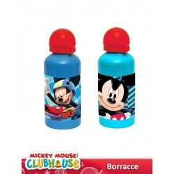 BORRACCIA ALLUMINIO 500 ML MICKEY