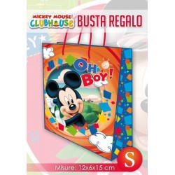 BUSTA CARTA 15*12*6 MICKEY