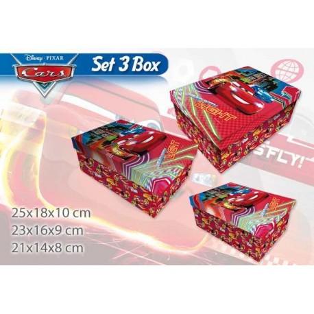 BOX 3 PZ MATRIOSKA CARS