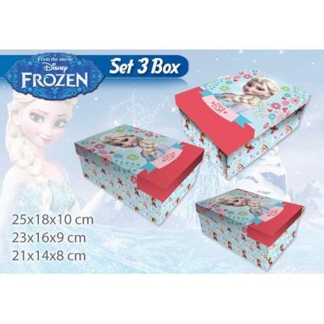 BOX 3 PZ MATRIOSKA FROZEN