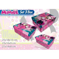 BOX 3 PZ MATRIOSKA MINNIE