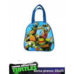 BORSA PORTAPRANZO 21*8*21 TURTLES