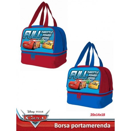 BORSA PORTAMERENDA CARS
