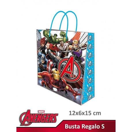 BUSTA CARTA 15*12*6 AVENGERS